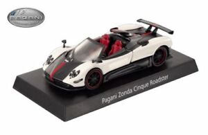 1/64 Diecast Car Pagani Zonda Clinque Roadster Model Collection Christmas Gift