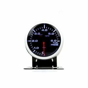 DEPO RACING 52MM FUEL PRESSURE GAUGE NEXT DAY DELIVERY