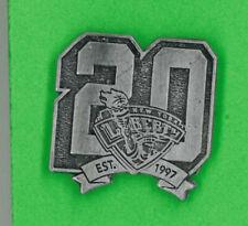New York Liberty WNBA basketball pin - 20 Years - badge