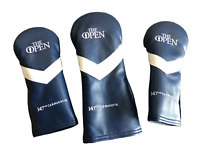 AM&E The Open Headcover - Driver, Rescue, Fairway Covers - New