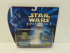 Micro Machines Star Wars Episode 1 Pod Racer Pack IV