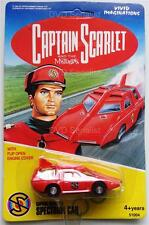 1:64 Scale Model CAPTAIN SCARLET & MYSTERONS SPECTRUM CAR '93 Vivid Imaginations