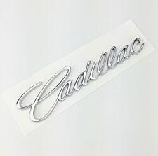 CADILLAC Emblem Metal Car Sticker For Cadillac