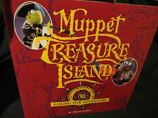 Muppet Treasure Island: Sailing for Adventure by Alison Inches PB  1996 1st OOP