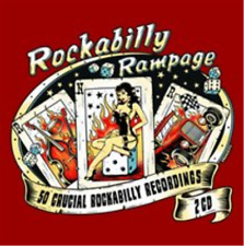 Various Artists-Rockabilly Rampage  CD NEW