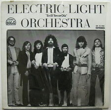 ELO En El Tercer Dia 1977 MEXICO LP Jeff Lynne ELECTRIC LIGHT ORCHESTRA Minty