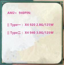 AMD Phenom II Quad Core X4-920 2.8G X4-940 3.0G 125W Socket AM2+ CPU