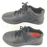 Shoes For Crews Safety Shoe Slip Resistant Black Womens Size 6.