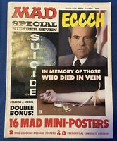 MAD SPECIAL MAGAZINE Seven No. 7 Vintage Seventh Annual Edition Mini Posters