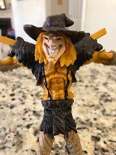Twister Strike Scarecrow Figure dc comics Loose Not Complete
