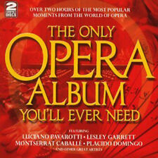 The Only Opera Album [CD]