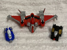 Power Rangers Operation Overdrive TransMax Set B ~ *Incomplete* *Read Descript*
