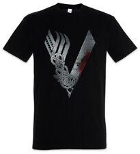 VIKINGS LOGO CELTIC T-SHIRT - Wikinger TV Serie Yggdrasil Thor Vikings T-Shirt
