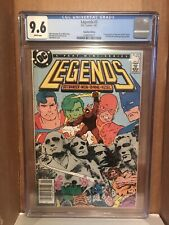 Legends 3 CGC 9.6 WP Canadian Price Variant CPV *Scarce*