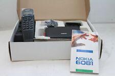 Nokia 6081 Autotelefon Telefon GSM Mobile Radio HSE-6XA