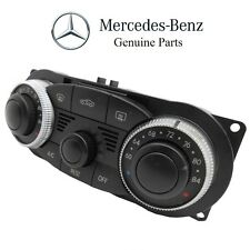 Mercedes R230 SL550 Operating Control Unit Dial Assembly Climate Control Genuine