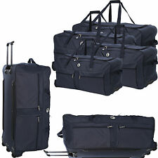 "EAGLE 18"" 20"" 22"" 25"" 30"" 34"" 38"" WHEEL HOLDALL SUITCASE TRAVEL BAG SPORTS BAGS"