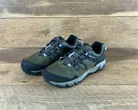 Merrell All Out Blaze 2 Waterproof Olive Hiking Shoe J09394 Women's Size 9.5 US