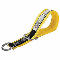 GUARDIAN Polyester, Nylon, Galvanized Steel Cross Arm Strap,36 In x 3 In, 10785