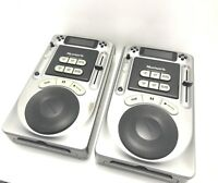 2 NUMARK AXIS 4 PROFESSIONAL CD PLAYER DJ PRO Like CDJ 1200 Mk2 TECHNICS Pioneer