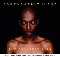 Faithless - The Very Best Greatest Hits Collection - RARE 2005 CD 90's Dance