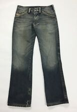 Diesel jeans roody uomo usato w29 tg 42 43 straight fit gamba dritta slim T3071