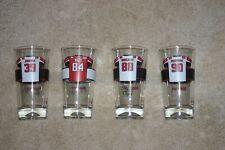 Atlanta Falcons Arby's Glasses Set NFL 4 - make great gift