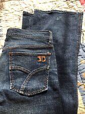 Joes Jeans JJ 27 Blue Wash Boot Cut 5901RU4 Size 26 Mint
