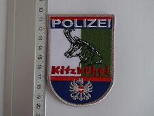 Österreich Polizei Abzeichen Kitzbühel Austria Police patch