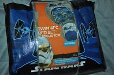 Star Wars Good vs Evil 4-Piece Bedding Set with Bonus Tote NWT