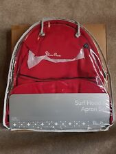 BRAND NEW SILVER CROSS SURF HOOD APRON / FOOTMUFF COLOUR PACK CHILLI RED /