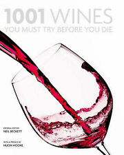 1001 Wines You Must Try Before You Die Halliday  Neil Beckett Huon Hooke