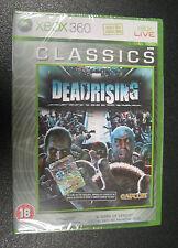 DEAD RISING  XBOX  360  SIGILLATO IMPORT CLASSICS