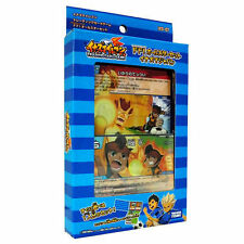 TAKARA TOMY INAZUMA ELEVEN IES-07 TRADING CARD GAME TCG JAPANESE ALL STARS SET