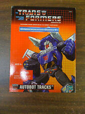 Transformers G1 Reissue Commemorative Edition Tracks TRU EX NEW FREE SHIP US