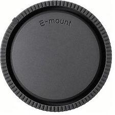 Rear Lens Cap + Camera Front Body Cover for Sony E-Mount NEX-3 NEX-5 Black Gift
