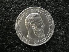 2 Mark Preussen 1888 A - Friedrich III. - ERHALTUNG - (f22n9)