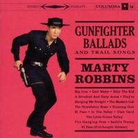 MARTY ROBBINS Gunfighter Ballads And Trail Songs (Gold Series) CD New Bonus Trax