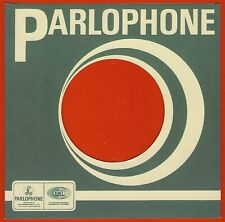 PARLOPHONE (green swirly) - REPRODUCTION RECORD COMPANY SLEEVES - (pack of 10)