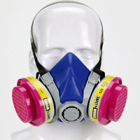 PIP SWX00320 SAFETY WORKS HALF-MASK MULTI-PURPOSE RESPIRATOR BOX OF 5