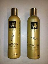 Tonya Zavasta Volumizing Shampoo & Conditioner Raw Vegan Prevents Gray Hair