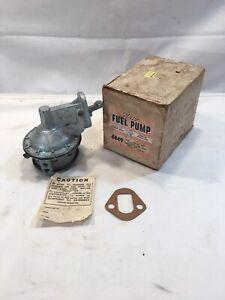 vintage 1958-1960 mercury and 58 edsel fuel pump