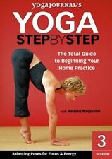 DVD - Exercise - Fitness - Yoga Journal's Yoga Step By Step - Natasha Rizopoulos