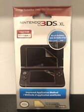 Screen Protective Filter for Nintendo 3DS XL Protector Hori Made in Japan NEW