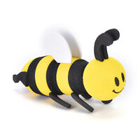 Car Antenna Toppers Smile Honey Bumble Bee Aerial Ball Antenna Topper UK JIRD'