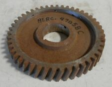 Hercules Industrial Engine camshaft timing gear OEM # 47058C for QXLD models