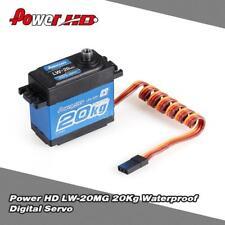 Leistung HD LW-20MG 20Kg Wasserdichtes Hohes Drehmoment-Digital-Servo T8K2