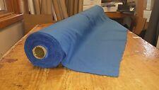 Genuine Cadet Blue Anti - Tarnish Silver Cloth (By-The-Yard)