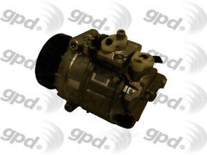A/C Compressor-New Global 7512213