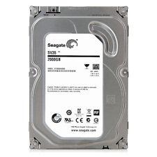 """HDD 2TB Disco Duro Interno SATA 3.5"""" Seagate SV3.5 ST2000VX000"""